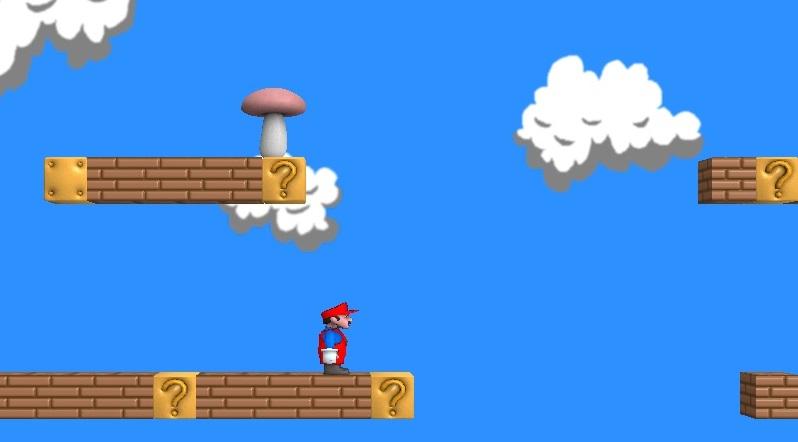 ماریو در گوشی های هوشمند