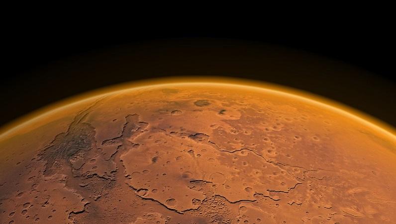 اطلاعات جدید از احتمال وجود دریاچه و حیات در مریخ خبر میدهد
