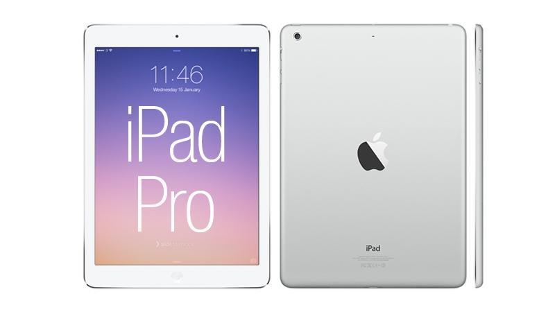 آیپد 12/9 اینچی اپل در تاریخ 11 نوامبر راهی بازار میشود
