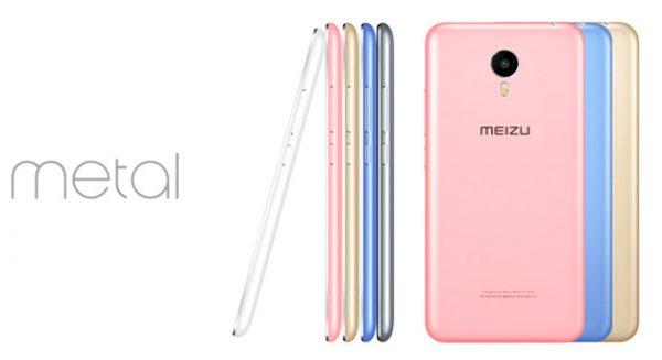 Meizu Blue Charm Metal