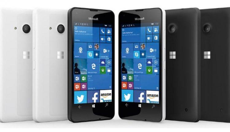 مایکروسافت گوشی مقرون بهصرفه لومیا 550 را با ویندوز 10 معرفی کرد