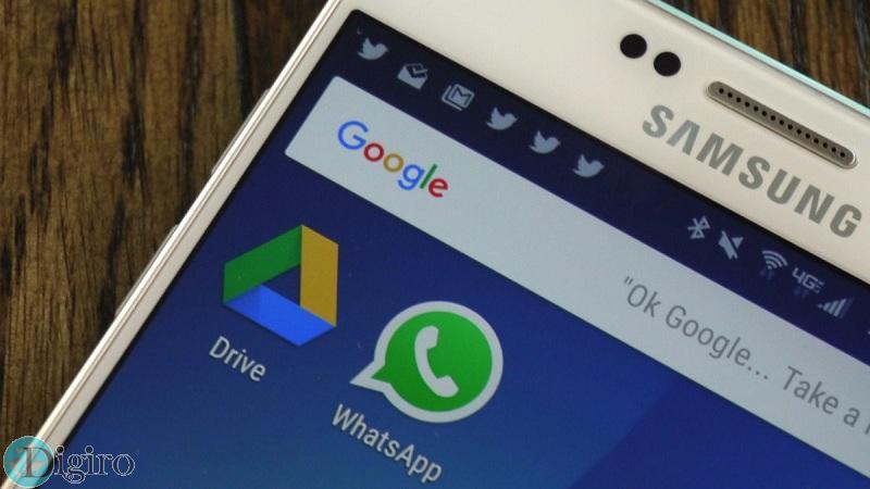 از این پس حفاظت اطلاعات شما در واتس اپ بر عهده گوگل درایو خواهد بود