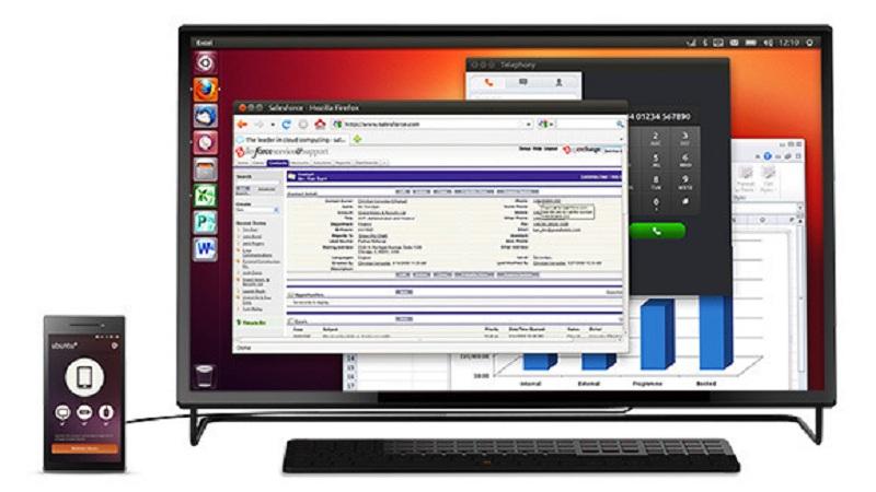 اوبونتو با ورود مایکروسافت به رقابت، پروژه PC-Phone را به تاخیر انداخت
