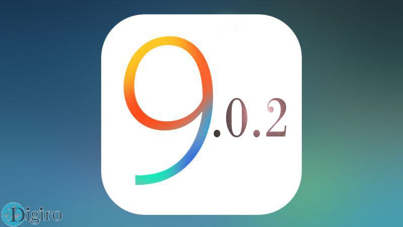 آی او اس 9.0.2 منتشر شد