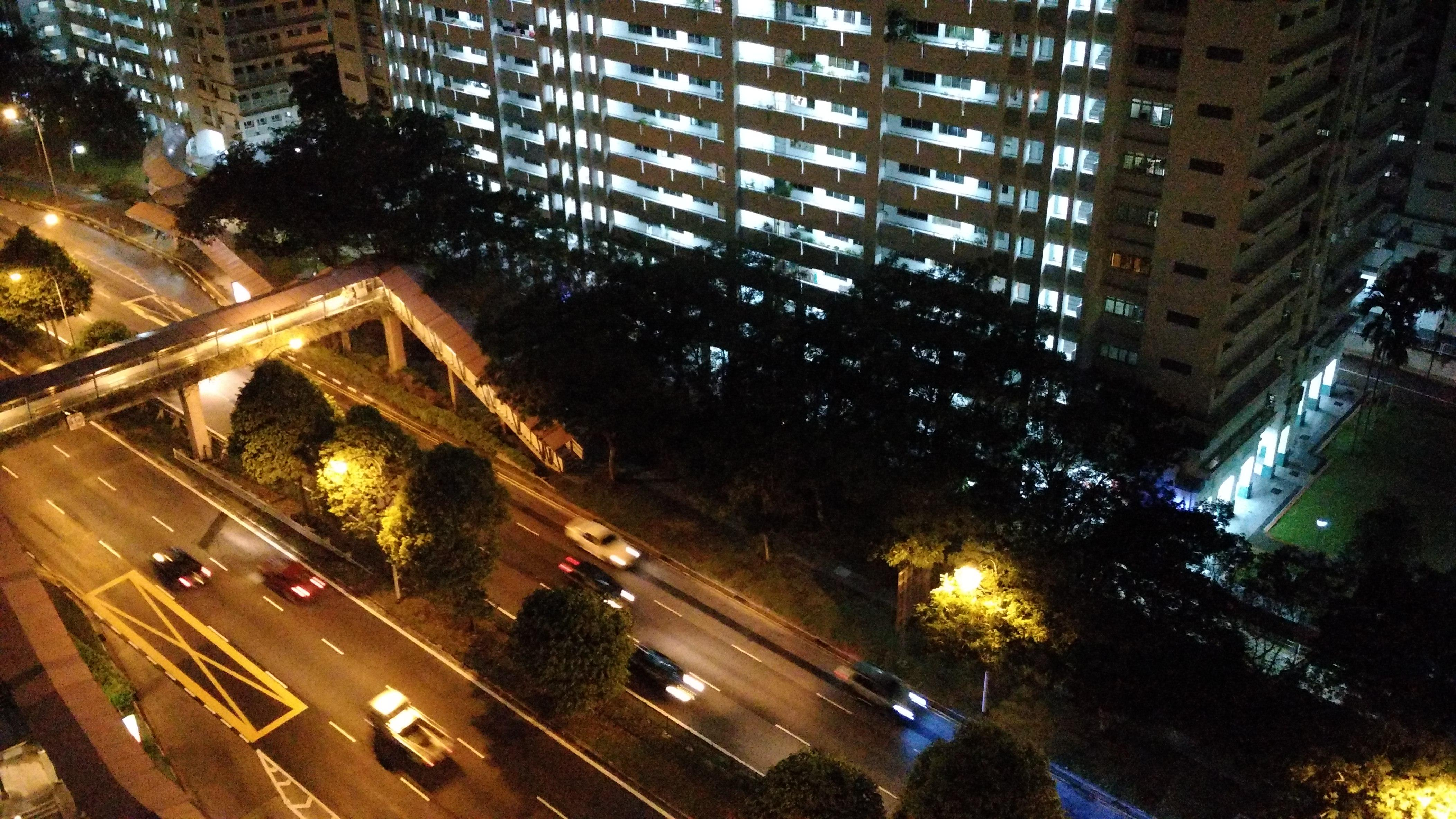 تصویر ثبت شده در شب با شیائومی ام آی ۴ آی «Xiaomi Mi 4i»