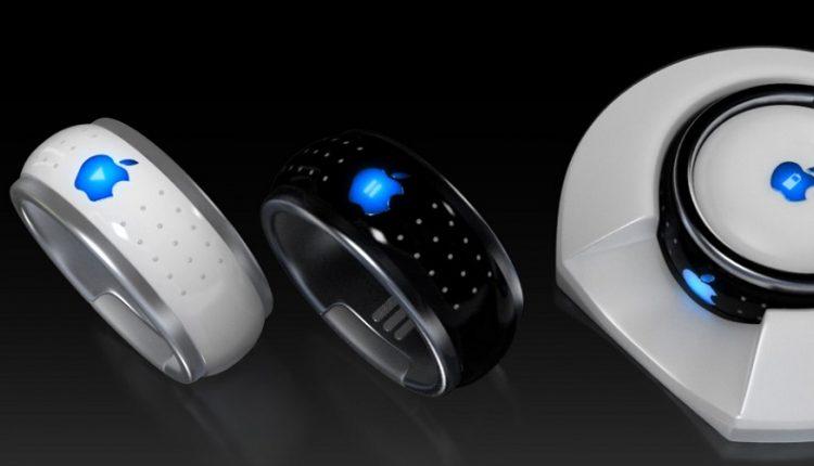 آیا این حلقه هوشمند آیرینگ اپل (Apple iRing) است؟