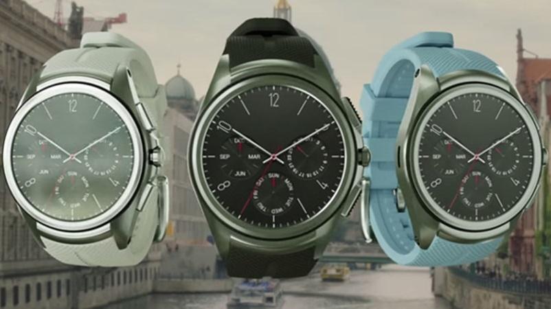 ال جی ساعت Watch Urbane 2 را رونمایی کرد