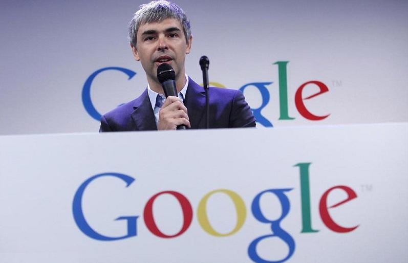 لورنس لَری پیج؛ یکی از بنیان گذاران گوگل