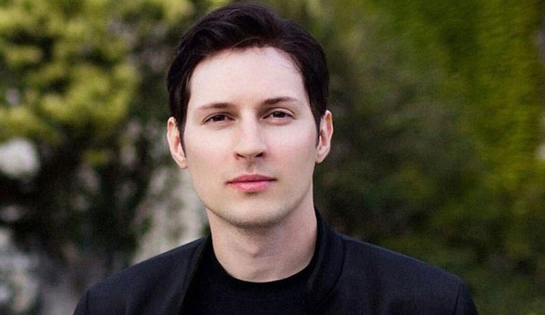 پاول دوروف خالق تلگرام