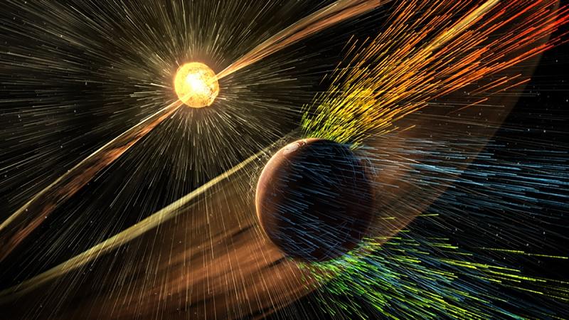 چرا مریخ سرد و خالی از سکنه است؟