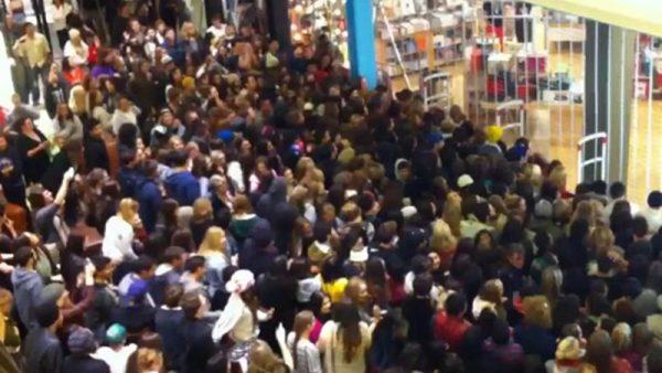 جمعه سیاه یا روز خرید در آمریکا