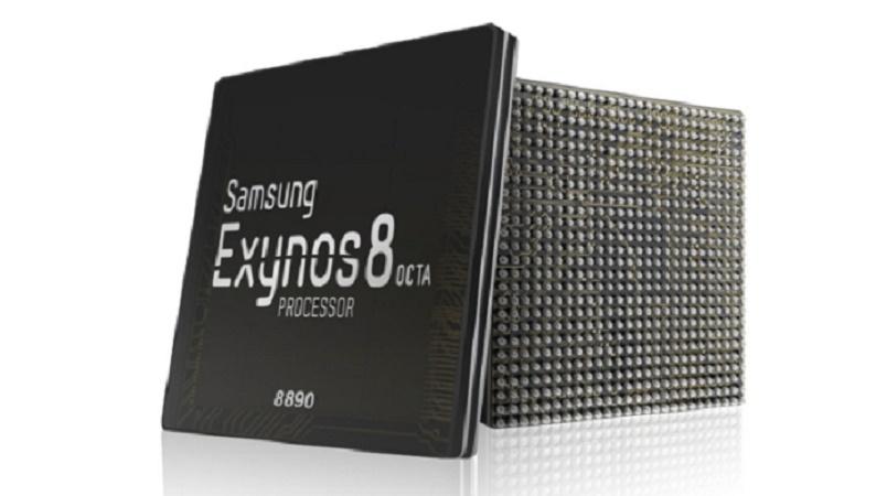تراشه اگزینوس 8890 سامسونگ معرفی شد: 14 نانومتری، 64 بیتی با 8 هسته سفارشی