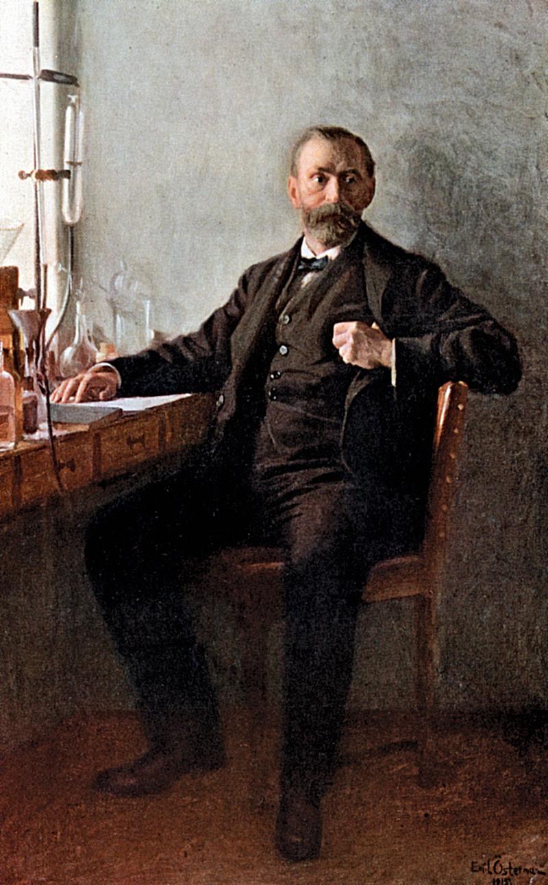 آلفرد برنهارد نوبل؛ مخترع دینامیت