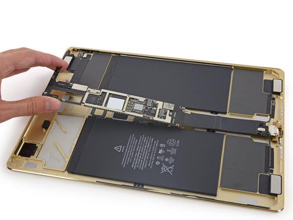 کالبدشکافی آیپد پرو اپل