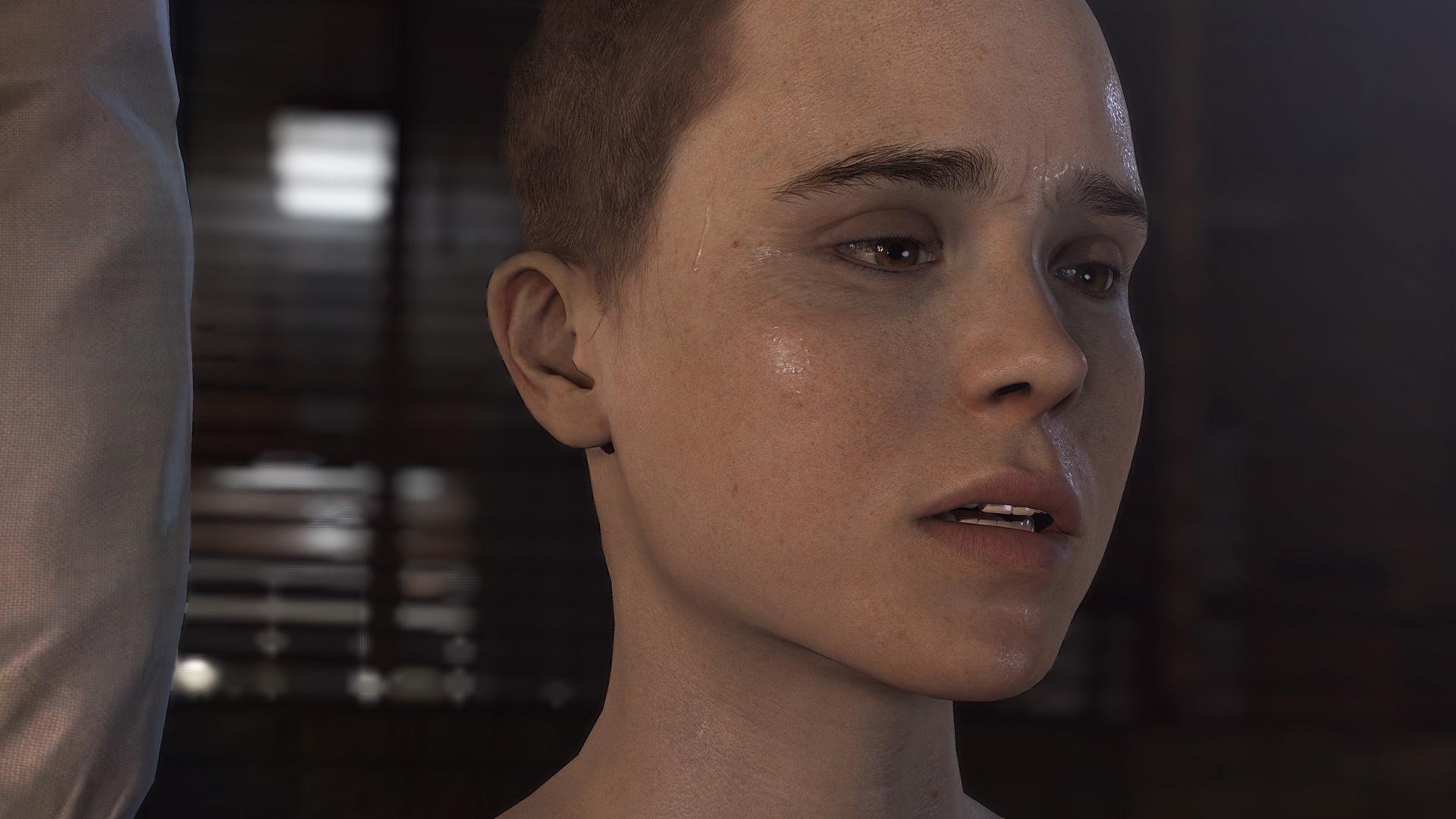 انتشار نسخه PS4 بازی Beyond: Two Souls در هفته آینده