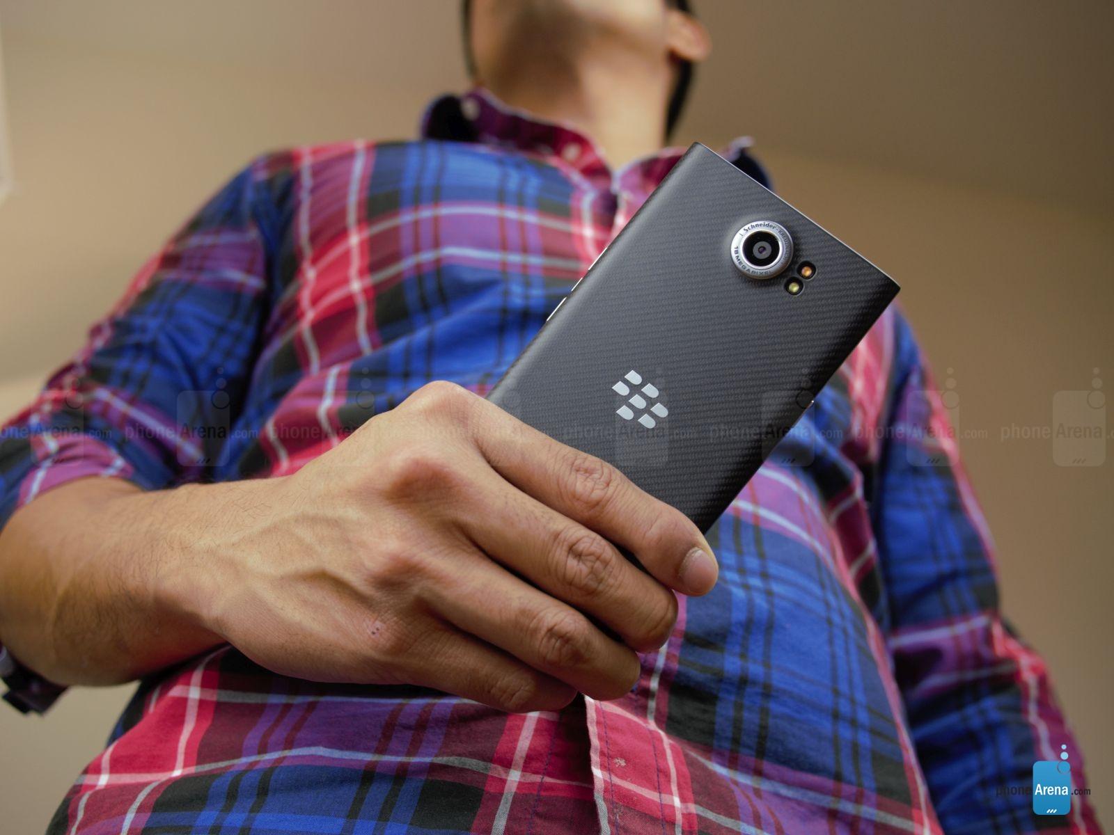 بلک بری پرایو BlackBerry Priv