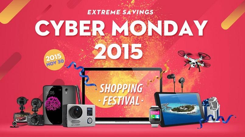 gearbest و تخفیفهای هیجان انگیز در روز دوشنبه سایبری «Cyber Monday»