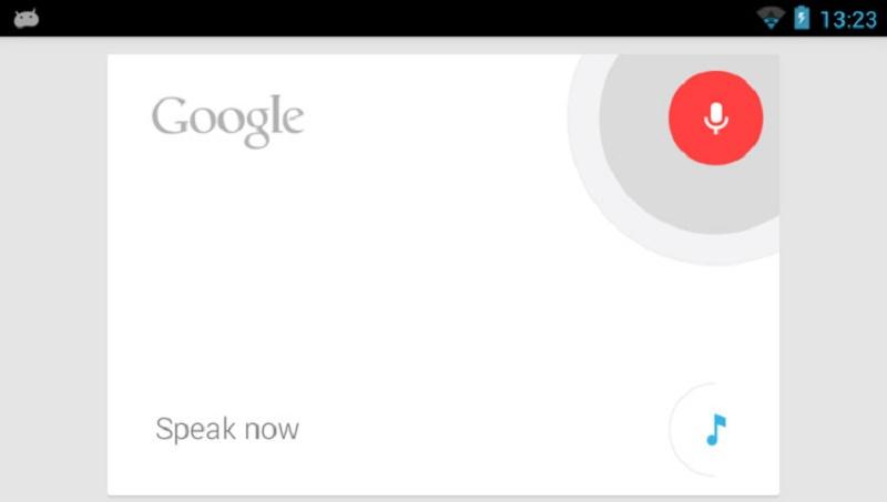آیا میدانستید جستجوی صوتی گوگل توانایی تشخیص زبانهای مختلف را دارد؟
