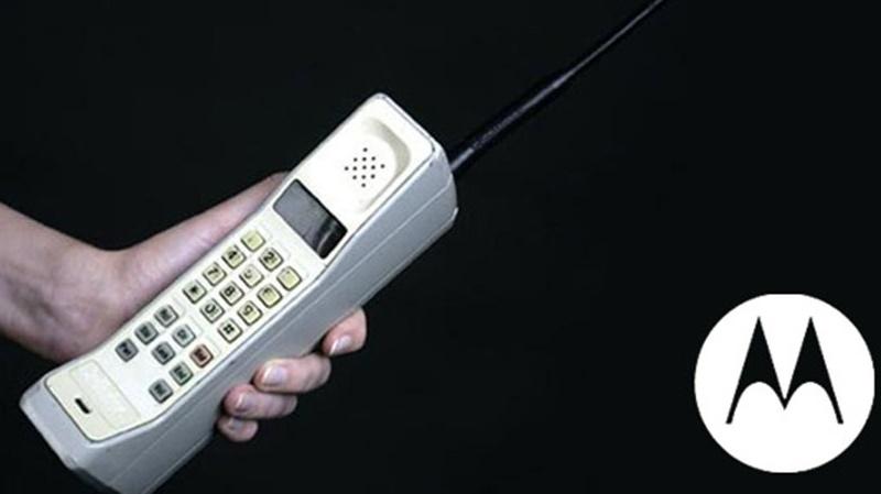 اولین تلفن همراه جهان