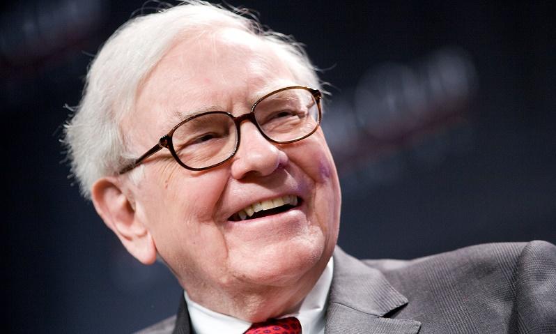 وارن بافت سومین مرد ثروتمند سال
