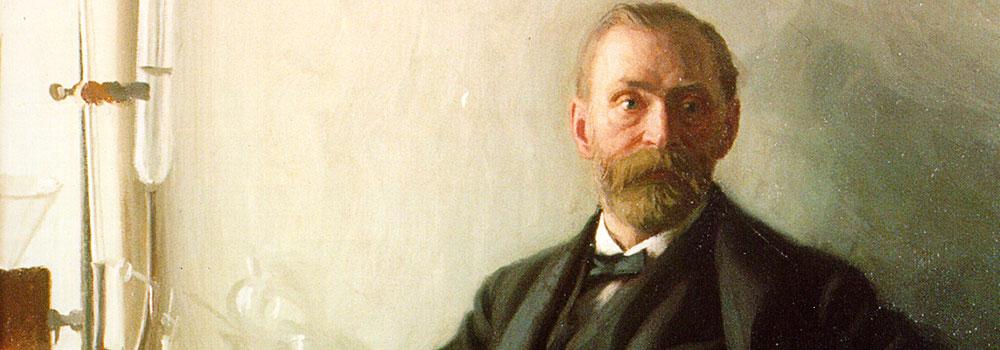آلفرد نوبل؛ مخترع دینامیت