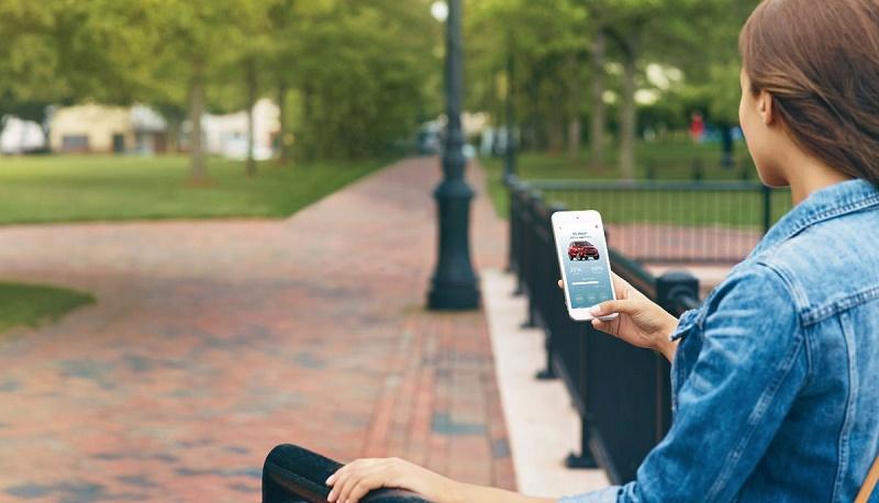 اپلیکیشن جدید فورد امکان استارت زدن خودرو از راه دور را در اختیار شما میگذارد