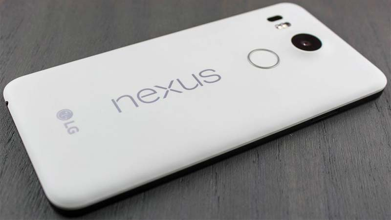 تلفن هوشمند گوگل بدون نام نکسوس