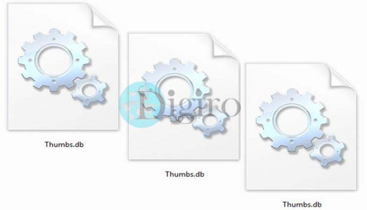 فایلهای thumbs.db