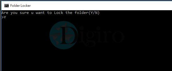 رمزدار کردن پوشه ها در ویندوز 10