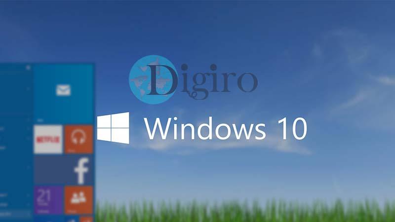 نصب برنامه ویندوز 10 روی SD Card