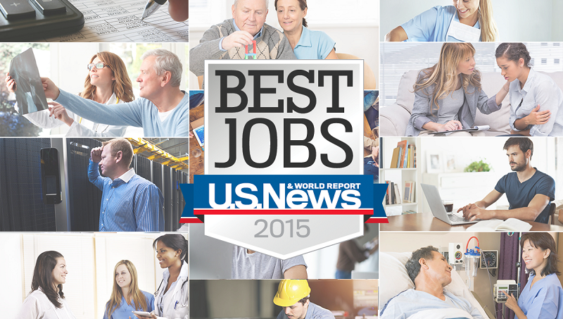 با 100 شغل برتر سال 2015 آشنا شوید