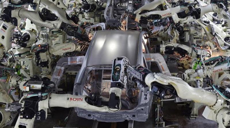رباتها تا سال 2035 نیمی از ژاپن را تسخیر میکنند!