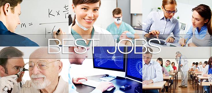 بهترین شغل ها
