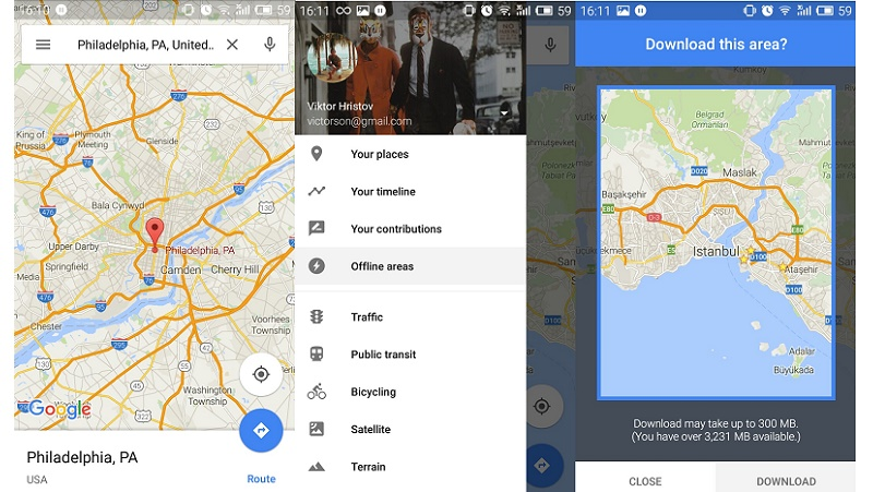 گوگل مپس «Google Maps»