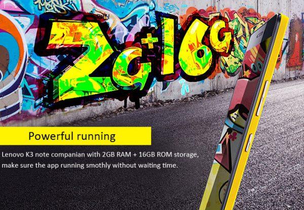 Lenovo K3 Note k50