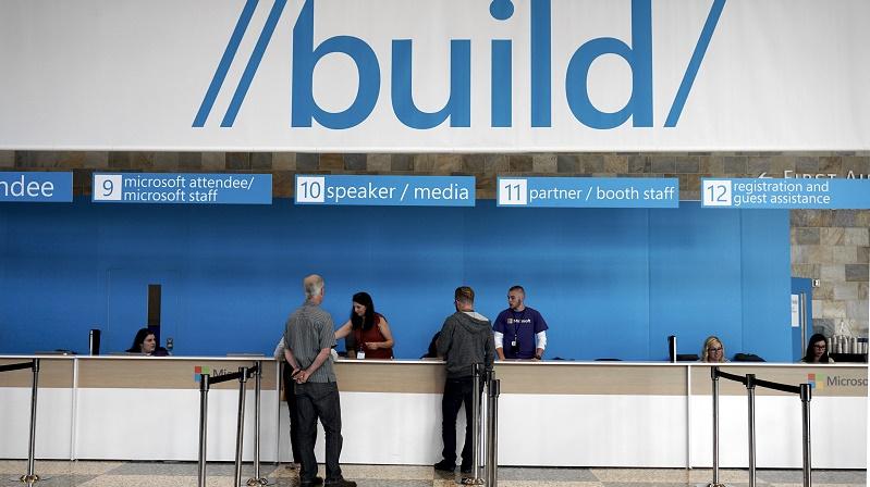 برگزاری کنفرانس بیلد 2016 مایکروسافت در 30 مارس