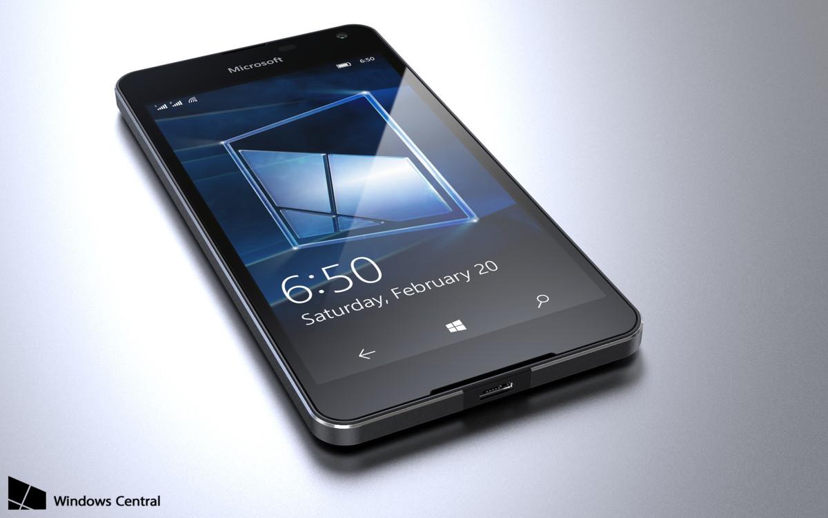 لومیا 650 مایکروسافت