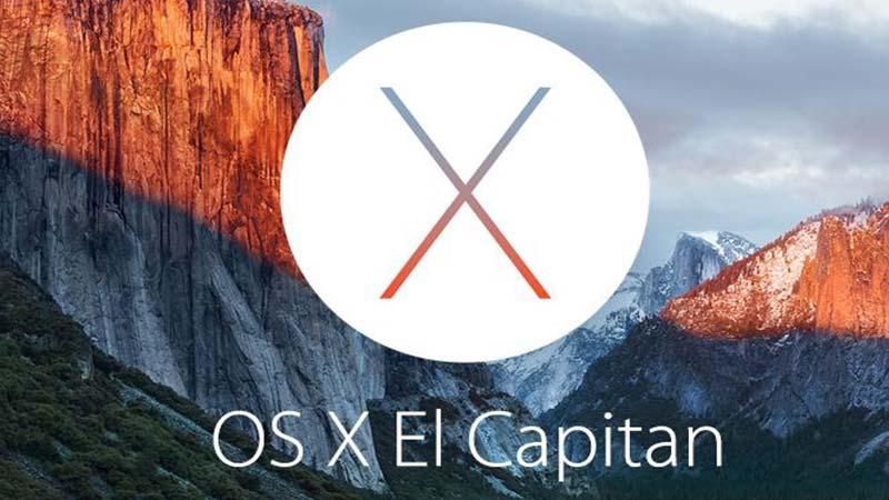 بروزرسانی OS X El Capitan 10.11.2
