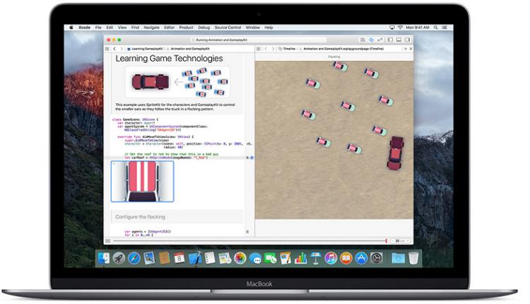 اپل زبان برنامه نویسی Swift را منبع باز میکند