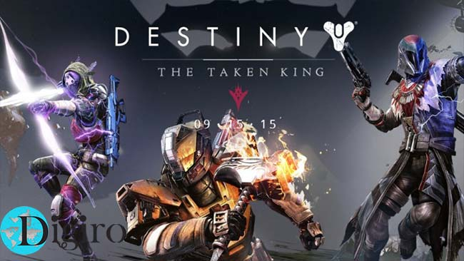 3 - Destiny: The Taken King