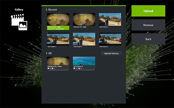 Nvidia's GeForce Experience