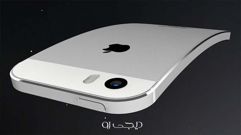 صفحه نمایش OLED اپل