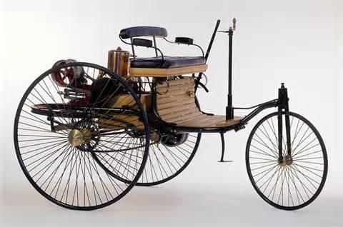 اولین اتومبیل مدرن ساخت کارل فریدریش بنز