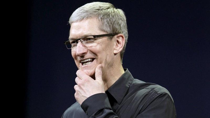 تیم کوک؛ مدیر عامل کمپانی اپل