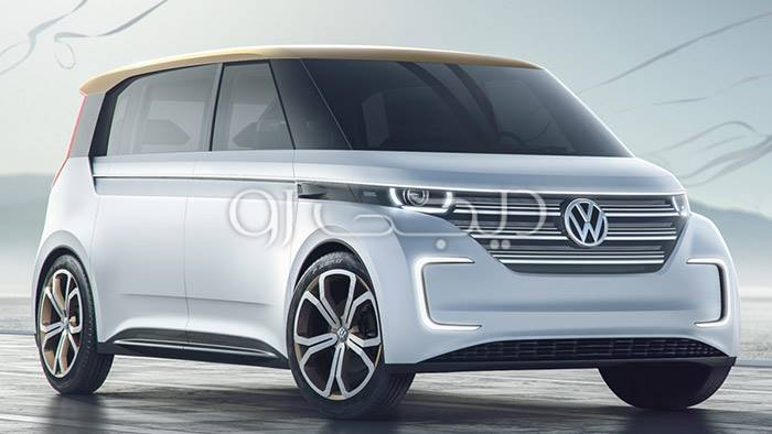 Volkswagen BUDD-e-quick-charging