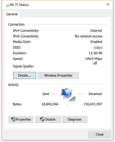 چگونه پسورد های ذخیره شده وای فای در ویندوز 10 را مشاهده کنیم؟