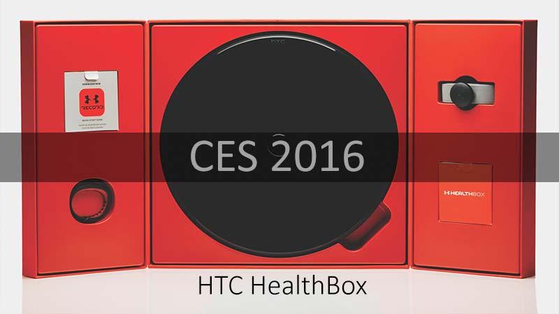 HealthBox اچ تی سی