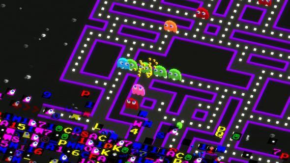 بازی PAC MAN 256