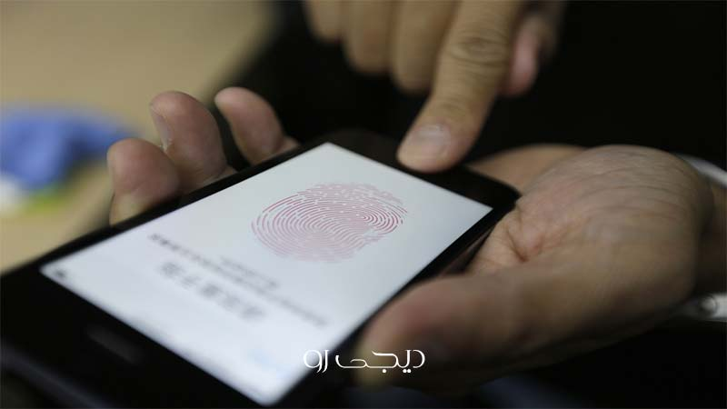 اپلیکیشن Applock fingerprint