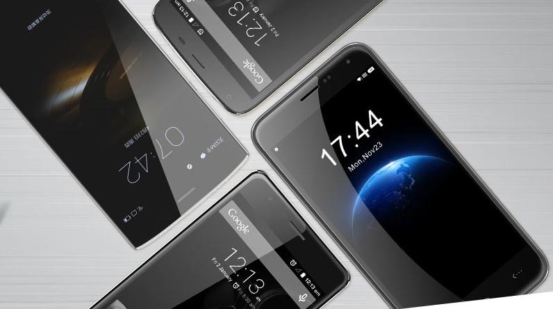 خرید گوشیهای کمپانی HOMTOM با تخفیف به مدت محدود